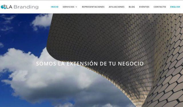 Páginas Creativas ejemplos México D.F.